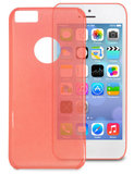 Puro Crystal Cover iPhone 5C Pink