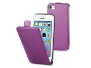 Muvit Slim Flipcase iPhone 5C Purple