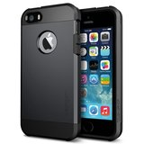 Spigen SGP Tough Armor case iPhone 5S/SE Black