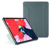 Pipetto Origami iPad Pro 12,9 inch 2018 hoesje Grijs