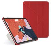 Pipetto Origami iPad Pro 12,9 inch 2018 hoesje Rood