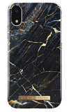 iDeal of Sweden iPhone XR hoesje Marble Zwart