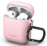 Spigen Silicone AirPod hoes Roze