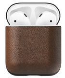 Nomad Leather Rugged AirPods hoes Bruin