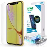 Whitestone Dome Glass iPhone XR screenprotector