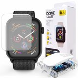 Whitestone Dome Glass Apple Watch 44 mm screenprotector