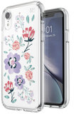 Speck Presidio Clear Print iPhone XR hoesje Canopy Floral