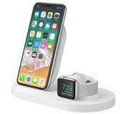Belkin Boost draadloos iPhone + Watch oplaadstation Wit