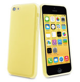 Muvit Minigel case iPhone 5C Clear