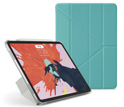Pipetto Origami Luxe iPad Pro 11 inch hoesje Turquoise