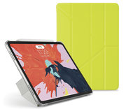 Pipetto Origami Luxe iPad Pro 11 inch hoesje Geel