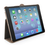 MacAlly BookStand iPad Air Brown