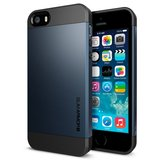 Spigen Slim Armor S iPhone 5S/SE case Slate