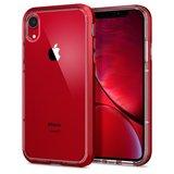 Spigen Neo Hybrid Crystal iPhone Xr hoesje Rood