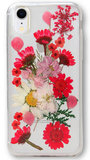 Recover Flower iPhone XR hoesje Rood