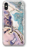 Recover Marble iPhone XS Max hoesje Agate