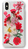 Recover Floral iPhone XS Max hoesje Rood
