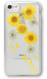 Recover Floral iPhone 8 / 7 hoesje Geel
