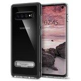 Spigen Crystal Hybrid Galaxy S10 hoesje Doorzichtig