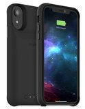 mophie Juice Pack Access iPhone XR batterij hoesje Zwart