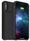 mophie Juice Pack Access iPhone XS batterij hoesje Zwart