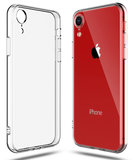 TechProtection iPhone XR hoesje Transparant