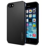 Spigen SGP Neo Hybrid case iPhone 5S/SE Metal Slate