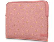 Moshi Pluma MacBook 13 inch 2018 sleeve Macaron Roze
