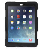Griffin Survivor Extreme Duty case iPad Air Black