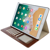 Mobiparts Excellent iPad Air 2019 hoesje Cognac