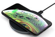 Satechi Aluminium draadloze V2 iPhone oplader Grijs
