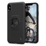Spigen Gear Lock iPhone XS Max hoesje Zwart