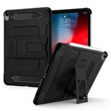 Spigen Tough Armor Tech iPad Pro 12,9 inch 2018 hoesje Zwart
