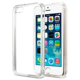 Spigen Ultra Hybrid case iPhone 5S/SE Crystal Clear