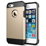 Spigen SGP Tough Armor case iPhone 5/5S Gold