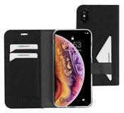 Mobiparts Classic Wallet iPhone XS / X hoesje Zwart