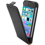 Mobiparts Classic Flip iPhone SE / 5S hoesje Zwart