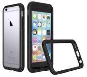 RhinoShield CrashGuard iPhone 6S bumper hoesje Zwart
