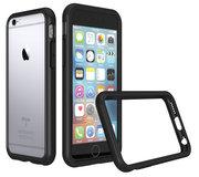 RhinoShield CrashGuard iPhone 6S bumper hoesje Zwart