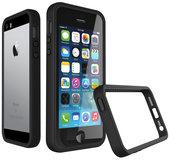 RhinoShield CrashGuard iPhone SE/5S bumper hoesje Zwart