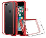 RhinoShield Mod NX iPhone 8/7 hoesje Rood