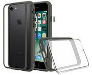 RhinoShield Mod NX iPhone 8/7 hoesje Grijs