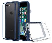 RhinoShield Mod NX iPhone 8/7 hoesje Blauw