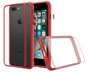 RhinoShield Mod NX iPhone 8/7 Plus hoes Rood