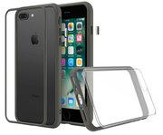 RhinoShield Mod NX iPhone 8/7 Plus hoes Grijs