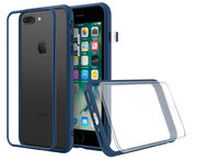 RhinoShield Mod NX iPhone 8/7 Plus hoes Blauw