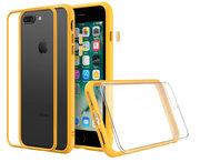RhinoShield Mod NX iPhone 8/7 Plus hoes Geel
