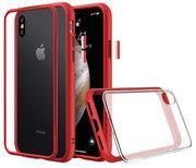 RhinoShield Mod NX iPhone XS hoesje Rood