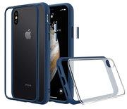 RhinoShield Mod NX iPhone XS hoesje Blauw