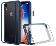 RhinoShield Mod NX iPhone XR hoesje Blauw